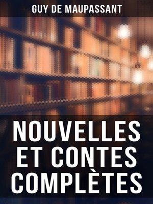 cover image of Nouvelles et contes complètes