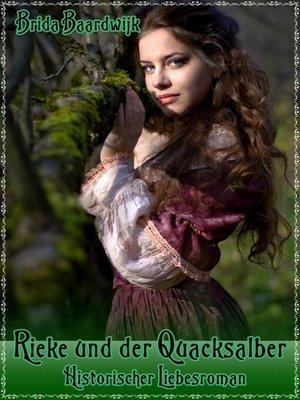 cover image of Rieke und der Quacksalber