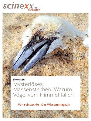 cover image of Mysteriöse Massensterben