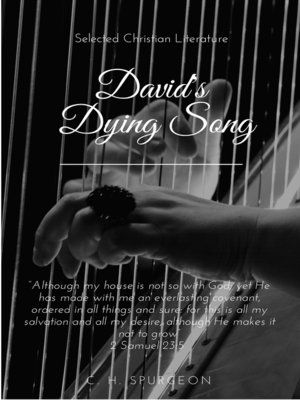 cover image of David's Dying Song