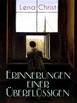 cover image of Erinnerungen einer Überflüssigen (Vollständige Ausgabe)