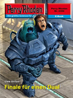 cover image of Perry Rhodan 2399