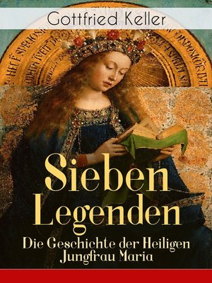 cover image of Sieben Legenden