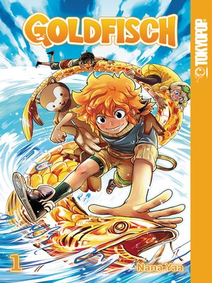 cover image of Goldfisch Volume 1 manga (English)