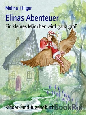 cover image of Elinas Abenteuer