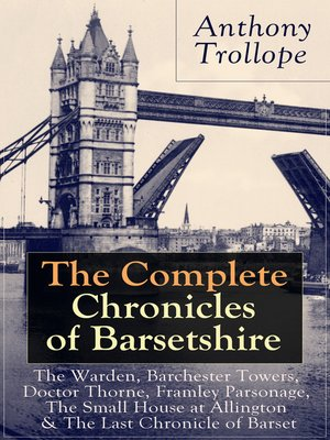 cover image of The Complete Chronicles of Barsetshire