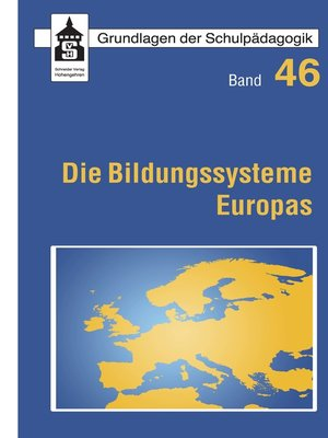 cover image of Die Bildungssysteme Europas