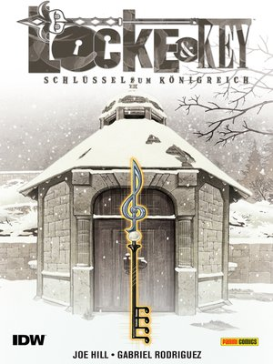 cover image of Locke & Key, Band 4