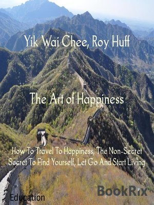 cover image of The Art of Happiness