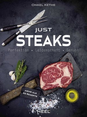 cover image of Just Steaks
