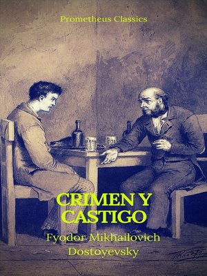 cover image of Crimen y castigo (Prometheus Classics)