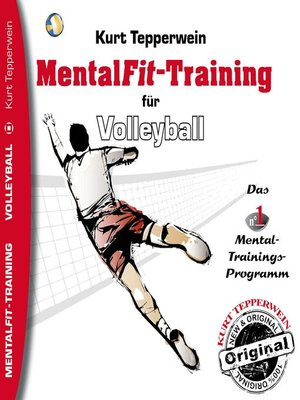 cover image of Mental-Fit-Training für Volleyball