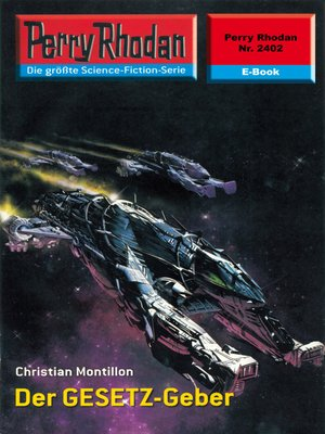 cover image of Perry Rhodan 2402