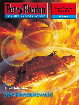 cover image of Perry Rhodan 2410