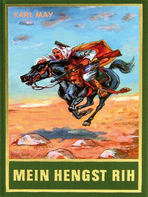 cover image of Mein Hengst Rih