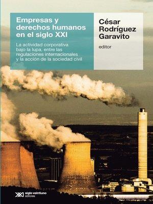 cover image of Empresas y derechos humanos en el siglo XXI