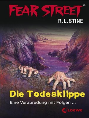 cover image of Die Todesklippe