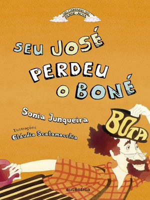 cover image of Seu José perdeu o boné