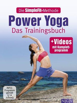 cover image of Die SimpleFit-Methode--Power Yoga