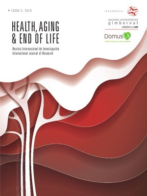 cover image of Health, Aging & End of Life. Volume 3