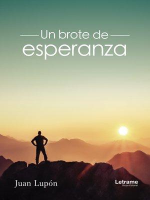 cover image of Un brote de esperanza