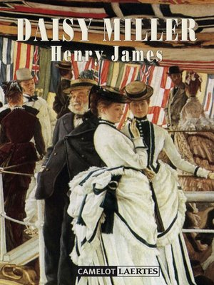 cover image of Daisy Miller