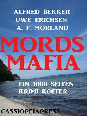 cover image of Mords-Mafia