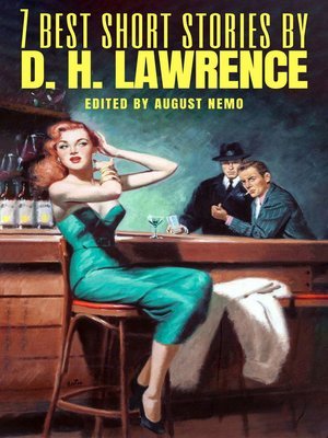 cover image of 7 best short stories by D. H. Lawrence