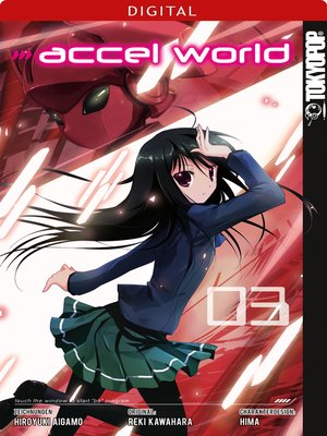 cover image of Accel World 03