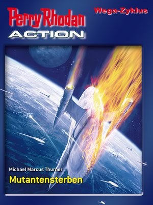cover image of Perry Rhodan-Action 3