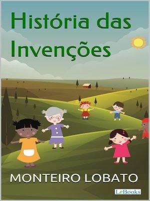 cover image of História das Invenções
