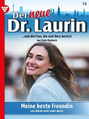 cover image of Der neue Dr. Laurin 14 – Arztroman