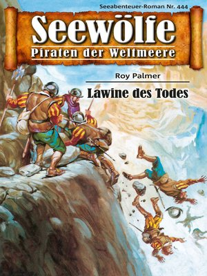 cover image of Seewölfe--Piraten der Weltmeere 444
