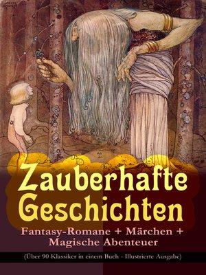 cover image of Zauberhafte Geschichten