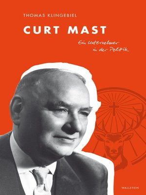 cover image of Curt Mast