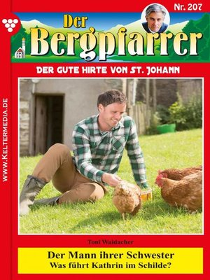 cover image of Der Bergpfarrer 207 – Heimatroman