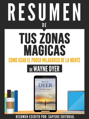 "cover image of Resumen De ""Tus Zonas Magicas"