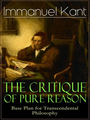 cover image of The Critique of Pure Reason
