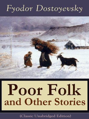 cover image of Poor Folk and Other Stories