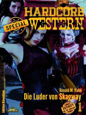 cover image of DIE LUDER VON SKAGWAY