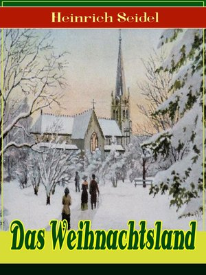 cover image of Das Weihnachtsland