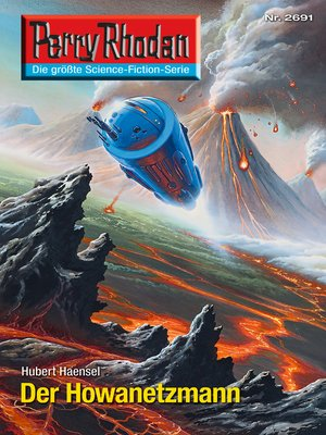 cover image of Perry Rhodan 2691