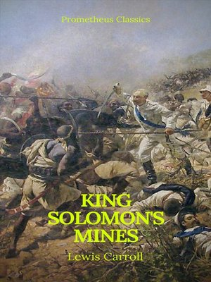 cover image of King Solomon's Mines (Prometheus Classics)(Active TOC & Free Audiobook)