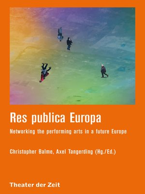 cover image of Res publica Europa