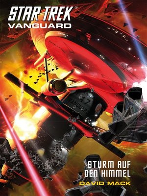 cover image of Star Trek--Vanguard 8