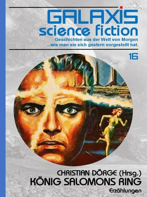 cover image of GALAXIS SCIENCE FICTION, Band 16