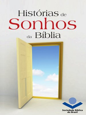 cover image of Histórias de sonhos da Bíblia