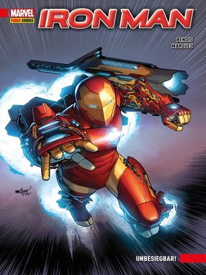 cover image of Iron Man PB 1--Unbesiegbar