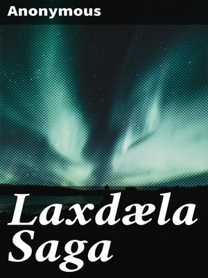 cover image of Laxdæla Saga
