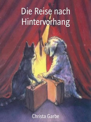 cover image of Die Reise nach Hintervorhang